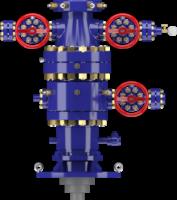 Downing MB-3 Multibowl Wellhead